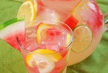 Bottoms Up! / Tasty beverages / by Anne Papina | Webicurean