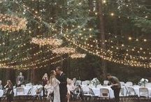 Outdoor Reception & Dinner Party Ideas / did somebody say party?