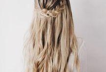Hair Style Ideas for Shoots / hair molding