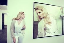 Elena Mirò White SS 2013 / Elena Mirò White Collection Spring Summer 2013 #white #elenamiro #plus #size #spring #summer #collection #curvy