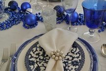 Tables Scapes...Table Settings / by Jeanne Caras