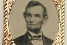 Lincoln / Our 16th President, Abraham Lincoln / by Deb Malewski