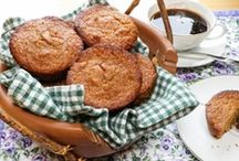 Baking / Breads and other baked treats / by Anne Papina | Webicurean