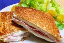 Sandwiches & Wraps / Sandwiches, wraps, etc. / by Anne Papina | Webicurean