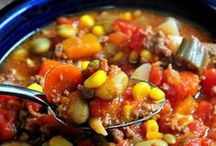 Slow Cooker Recipes & Ideas