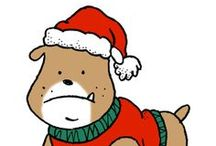 """Your Dog's Holiday Wish List / To make sure your dog gets exactly what he or she wants this holiday season, the canine poets of """"I Could Chew on This and Other Poems by Dogs"""" have provided the following wish list."""