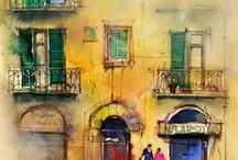 John Lovett paintings