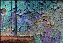 Textures / Natural Textures - Man made textures - Textures in nature