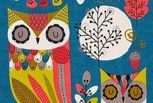 Owl Art and Design / Owl Art and Design