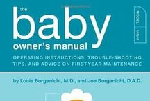 Baby & Toddler Input/Output/Health / What goes in, must come out, and maintaining the baby temple. / by Jen Beauregard Shah