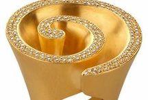 Rings - Artistic / Unique contemporary ring designs