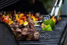 Grill It! / Sweet and savory BBQ and grilling recipes. / by Anne Papina | Webicurean