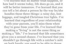 Words / by Miranda Lynn