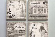 Jane Austen Party Regency 1790 - 1820 / ideas for a Jane Austen Party