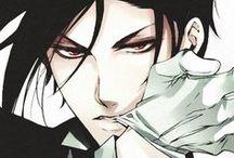 The Anime Diary / Favourite anime & manga sketches. #Brit