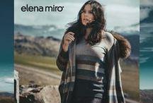 Chic&Natural - Fall 2015 - Elena Mirò / Tessuti naturali, avvolgenti, decisamente chic. Scoprite di più della nuova collezione su: www.elenamiro.com/it/abbigliamento/maglie-e-cardigan-2.html