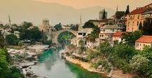 Bosnia and Herzegovina, Slovenia & Kosovo