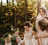 Bridal Style / Inspiration and ideas for styling your look on your wedding day