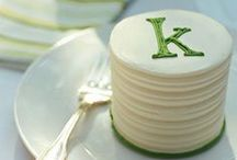 Glamorous Cakes & Cake Toppers / by Kate Bryant