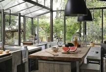 Kitchens / by Kate Bryant