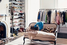 Closets & Dressing Rooms / by Kate Bryant