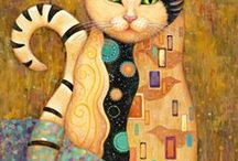 Meow / by Cluttered Quilter