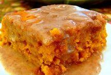 Recipes Pumpkin