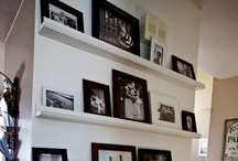 For the home! / design and decoration / by Christina A