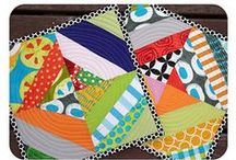 Pot holders / by Cluttered Quilter