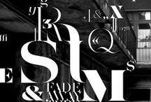 Design > Typography / Design Gráfico e Tipografia