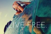 Surf~Sun~Summer~Sand... / It's all about beachin' & livin' free...