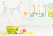 Party Supplies / by Crystal Besch