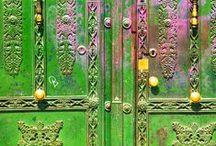 door ideas / by Wahnda Clark