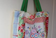 Bag Lady / Various bags and purses that I long for! / by Cluttered Quilter