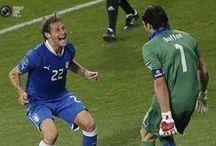 EURO 2012: ENGLAND VS ITALY QUARTER FINAL