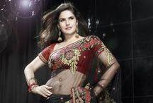 Zarine Khan Collection / Zarine Khan designer sarees, Designer salwar Kameez, Anarakli Suit, Lehenga saree, Lehnga choli indian trendz collection of designer zarine khan clothing