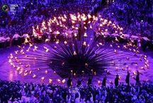 LONDON 2012: THE OLYMPIC GAMES OPENING & CLOSING CEREMONIES! / Hello goodbye London!!