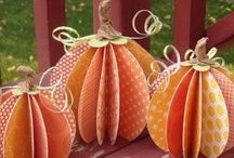 fall crafts & decor / by Crochet Amore