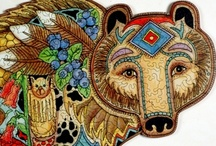 ~ANIMAL TOTEM POWER~ / Totems and all of nature, demonstrate a spiritual connectedness that helps guide us into self discovery. ❤❦♪♫ / by Claudia Drew-Parker