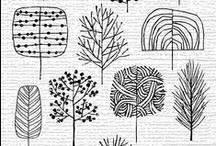 sketches, templates, techniques, & helpful hints