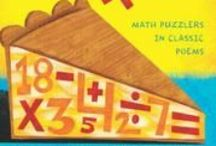Picture Books - Math / 1 book +1 book = loads of fun books. / by Erica • What Do We Do All Day?