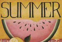 Summertime!!  I LOVE!!!!