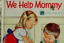 Golden Books & Rand McNally Books / Children's books are my favourite!