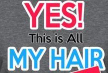 Cute Natural Hair T-Shirts!! / Cute, funny and inspirational natural hair t-shirts.