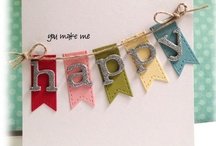 Card Making / I like to make cards...these are some ideas.  / by Leanne Johnson