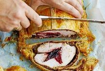 Turkey and Ham Recipes / by Food TV