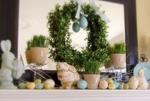 Holidays: Easter and Spring Decorating, Crafts, and Snacks