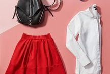 What to Wear: Spring / Cheerful colors, pretty florals, and lightweight lace and linen — this must-have spring fashion is the answer to warmer weather.
