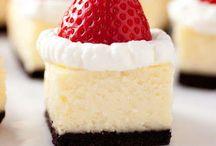 Baking - Cheesecakes