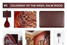 Colorways of the Week / We can't wait to share with you the WellnessMats featured Coloways of the Week! Check back weekly to see our next featured color!